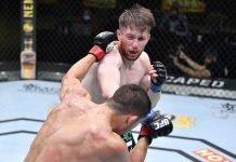 UFC Vegas 23 Jack Shore Hunter Azure