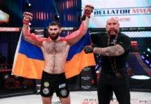 Grachik Bozinyan, Bellator 257