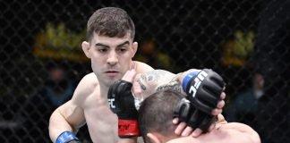 UFC Vegas 23 Joe Solecki Jim Miller