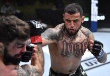 UFC Vegas 23 Daniel Rodriguez Mike Perry