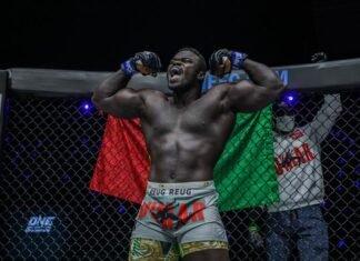 Oumar Kane (Reug Reug) ONE Championship