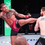 Anthony Pettis and Clay Collard, PFL 1