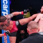 Anthony Pettis and Clay Collard, PFL
