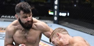 UFC Vegas 23 Julian Marquez