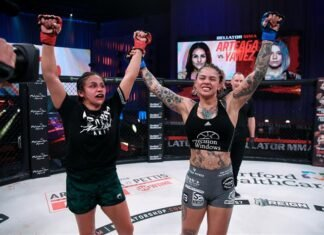 Veta Arteaga and Desiree Yanez, Bellator 257