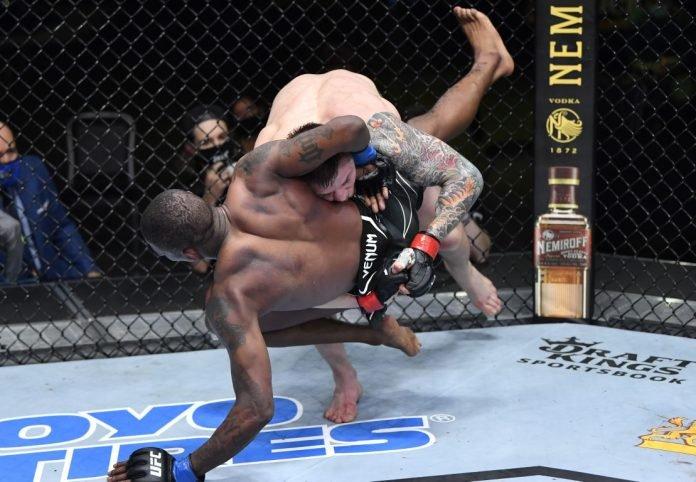 UFC Vegas 23 Marvin Vettori