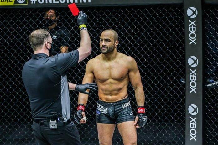 Eddie Alvarez ONE Championship - ONE on TNT I