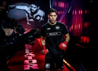 Neiman Gracie Bellator MMA