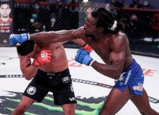 Jason Jackson and Neiman Gracie, Bellator MMA