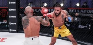 Chris Gonzalez Bellator MMA
