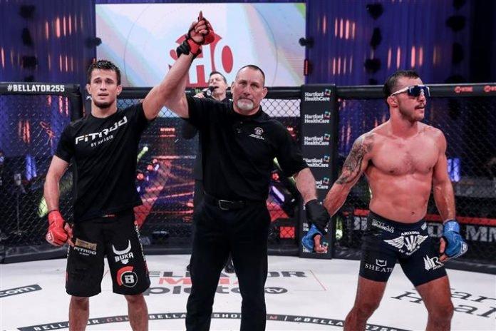 Usman Nurmagomedov Bellator MMA