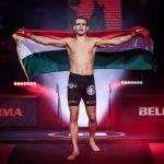 Adam Borics Bellator MMA