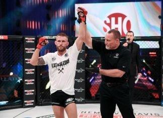 Cody Law Bellator 256