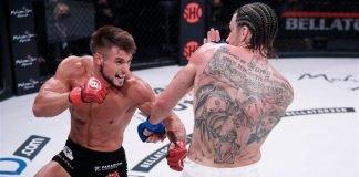 Dalton Rosta, Bellator MMA