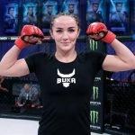 Diana Avsaragova, Bellator 256