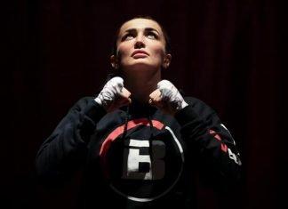 Diana Avsaragova, Bellator MMA