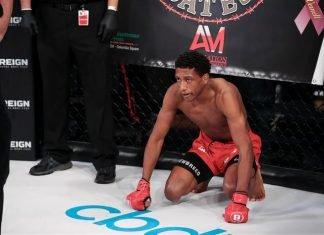 Jaylong Bates Bellator 256