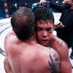 Ryan Bader and Lyoto Machida, Bellator 256