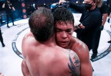 Ryan Bader and Lyoto Machida, Bellator 256