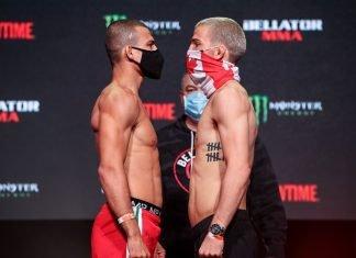 Adam Borics and Jeremy Kennedy, Bellator 256