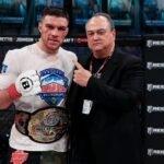 Vadim Nemkov and Scott Coker, Bellator 257