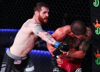 Clay Collard and Anthony Pettis, PFL 1