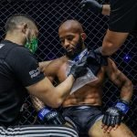Demetrious Johnson ONE on TNT 1