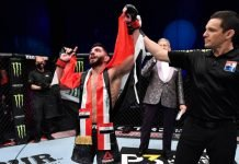 Amir Albazi UFC