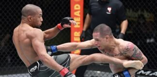 Tony Gravely and Anthony Birchak, UFC Vegas 24