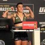 Jessica Andrade UFC