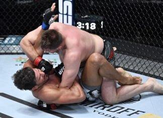 Alexander Romanov and Juan Espino, UFC Vegas 24