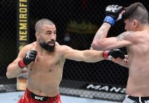 John Makdessi and Ignacio Bahamondes, UFC Vegas 23