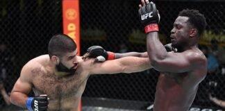 Jacob Malkoun and Abdul Razak Alhassan, UFC Vegas 24