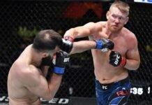 Julian Marquez and Sam Alvey, UFC Vegas 23