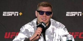 Marvin Vettori UFC