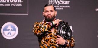 UFC 261 Jorge Masvidal