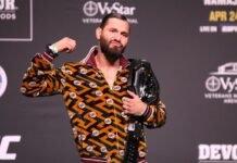 Jorge Masvidal, UFC 261