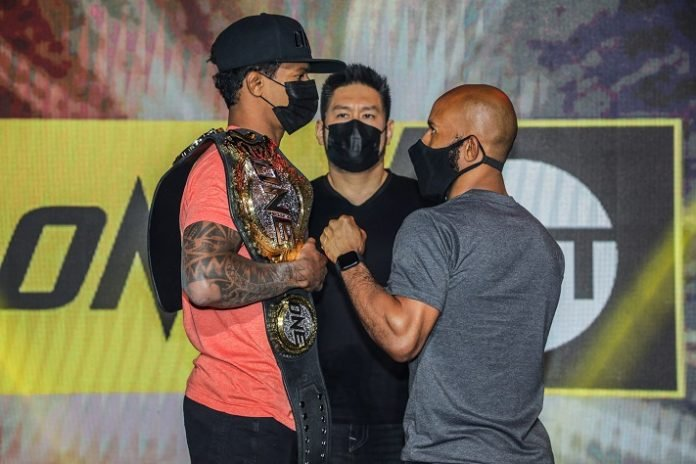 ONE on TNT 1 - Adriano Moraes and Demetrious Johnson, ONE Championship