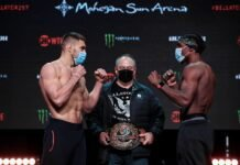Vadim Nemkov and Phil Davis, Bellator 257