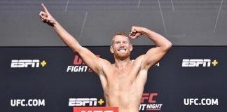Sam Alvey UFC Vegas 23