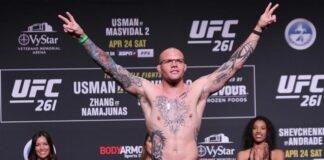 Anthony Smith, UFC 261