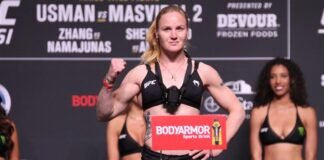 UFC 261 Valentina Shevchenko