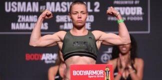 UFC 261 - Rose Namajunas