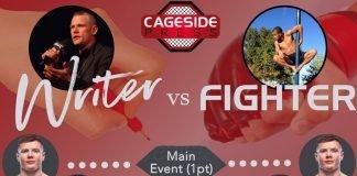 Writer vs Fighter