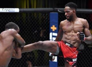 UFC Vegas 26 Neil Magny