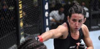 UFC Vegas 26 Marina Rodriguez
