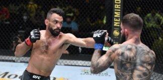 UFC Vegas 27 Rob Font