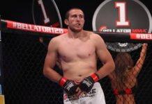 UFC Vegas 25 Andreas Michailidis