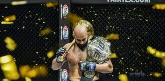Arjan Bhullar ONE Championship Dangal