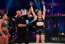 Hannah Guy, Bellator 259